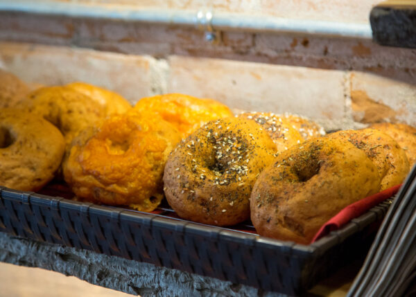Beat the Wheat assorted gluten free bagels