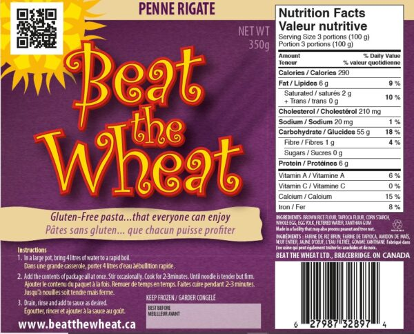 Penne Label