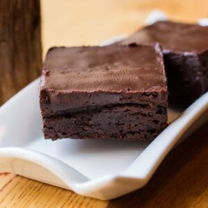 Beat the Wheat gluten free brownie