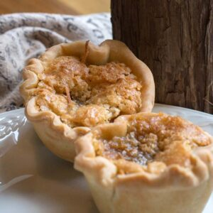 muskoka maple gluten free butter tarts