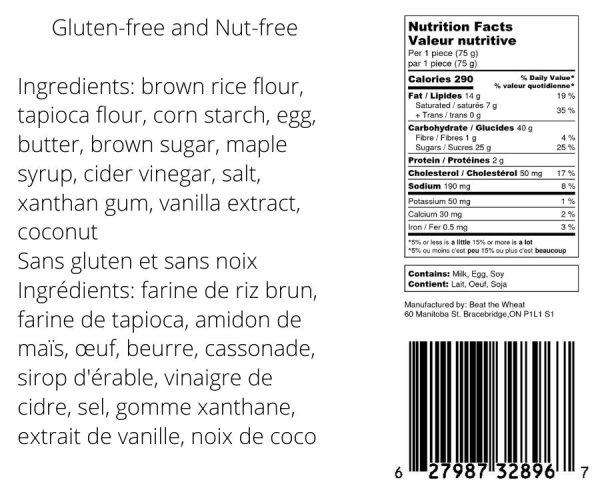 Coconut Butter Tart NFT