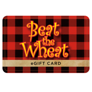 gift card for Beat the Wheat